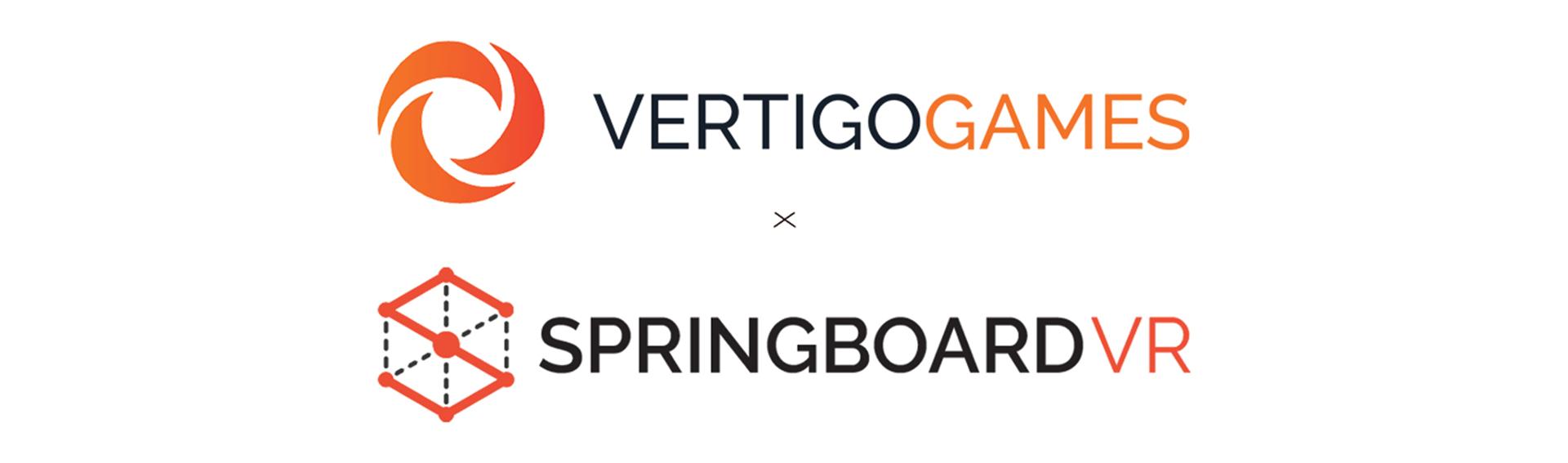 Vertigo Games and Springboard VR