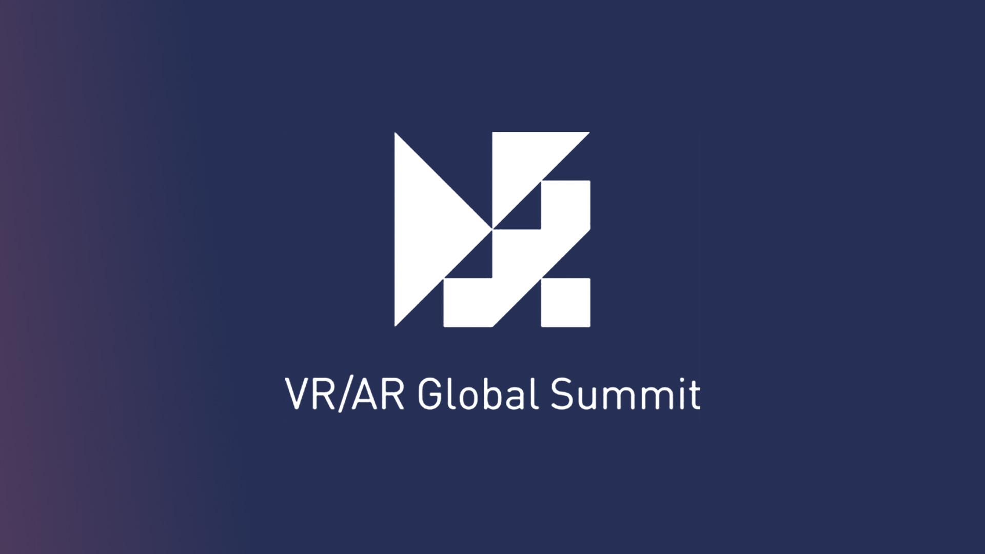 VR - AR Global Summit