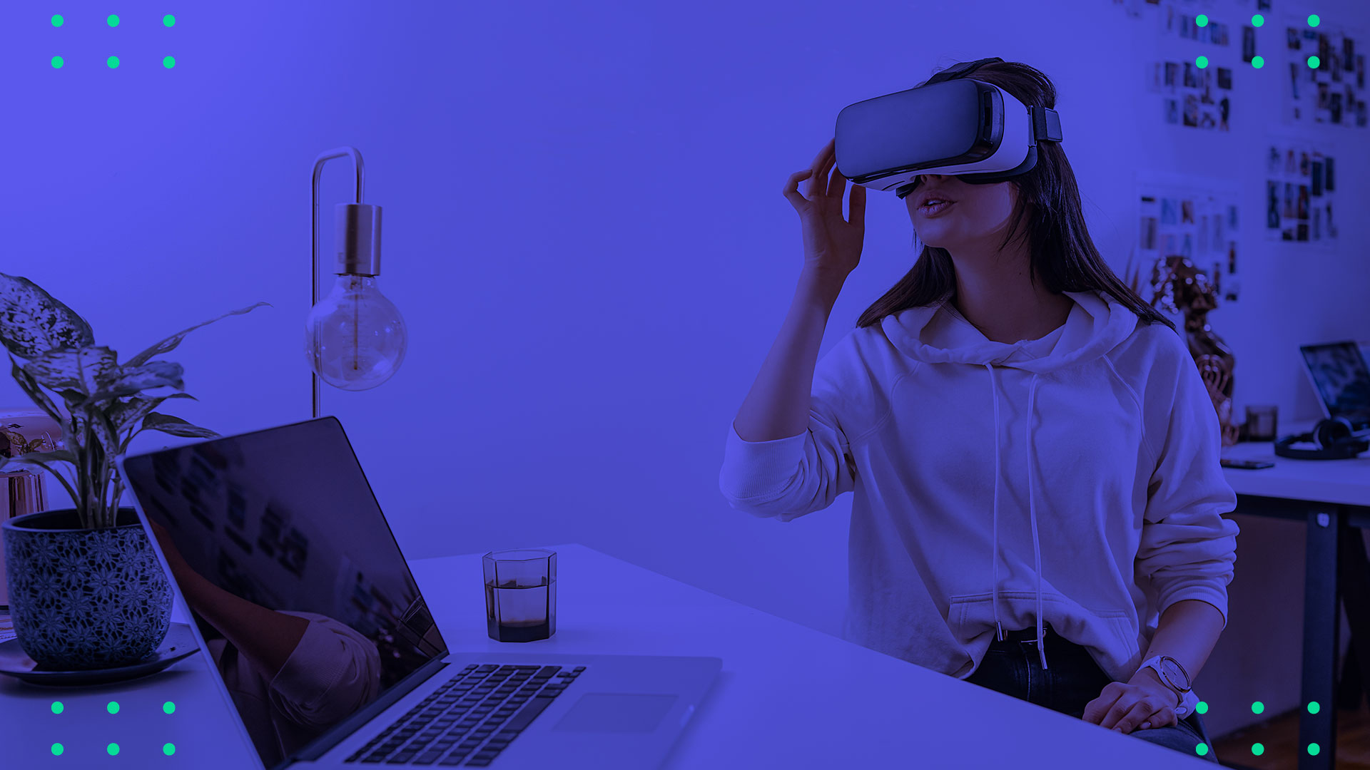 Benefits of XR for the Remote Workplace