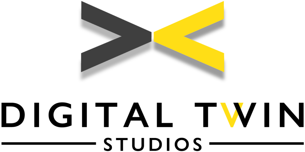 digital twin logo